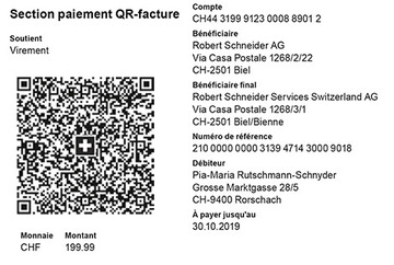 Trafic Des Paiements: Justificatif Unique Avec QR Code. The Main Changes To Payment  Slips ...  Payment Slips